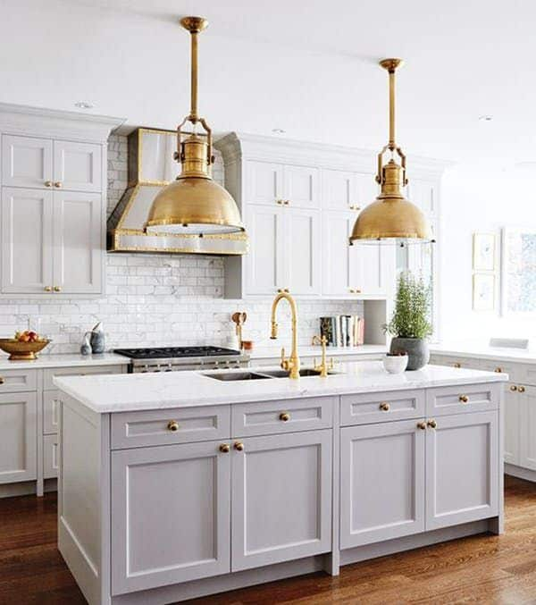 Kitchen Colors With Antique White Cabinets: 28 Antique White Kitchen Cabinets Ideas In 2019
