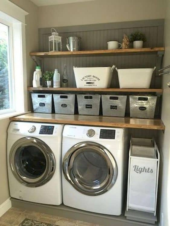 Design Ideas Basement Laundry Room