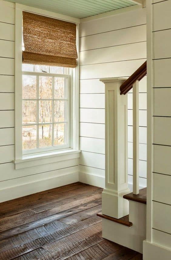 Farmhouse Baseboard Styles