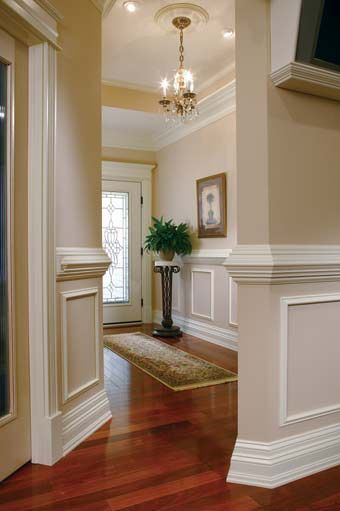 Modern Baseboard Styles Collaboration With Other Trims