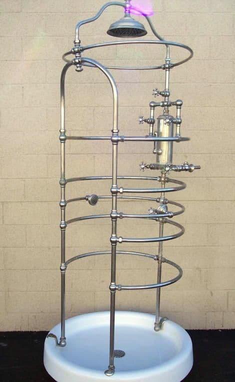 Steampunk Bathroom Fixtures