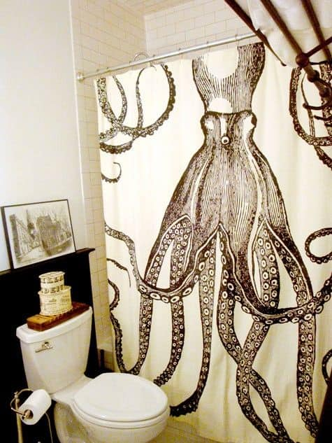 Steampunk Nautical Bathroom